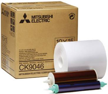 Mitsubishi CK9046 (F) Colour Paper pack 167944