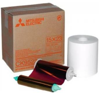Mitsubishi CK9523 Colour Paper pack