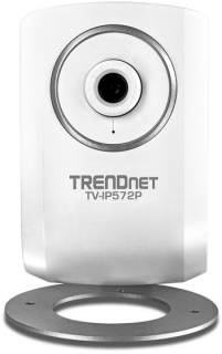 TRENDNET TV-IP572P Megapixel PoE Internet Camera