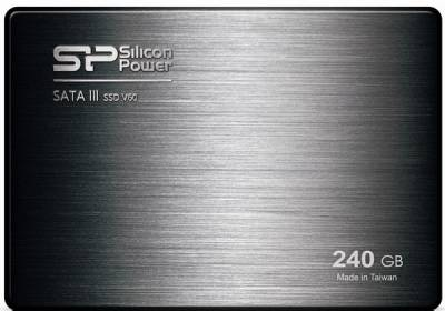 Внутренний HDD/SSD Silicon Power Velox V60 240GB SP240GBSS3V60S25