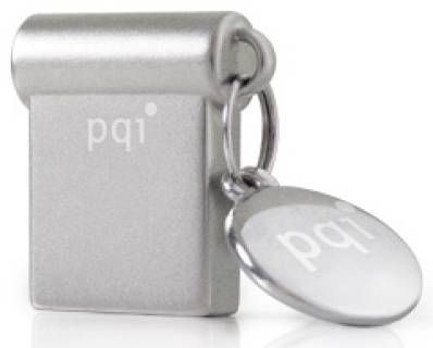 Флеш-память USB PQI I-Stick Mini 32 GB Mac Silver 6831-032GR102A