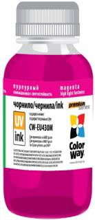 Чернила ColorWay Epson UV SX130/430 200мл Magen CW-EU430M02