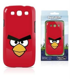 Gear4 Galaxy S3 Angry Birds Classic Red Bird AGAB004G