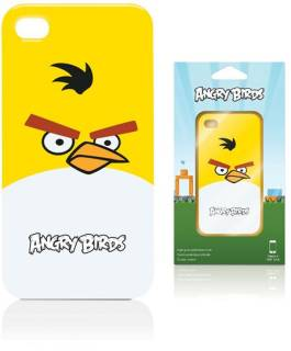 Gear4 iPhone 4S Angry Birds - yellow bird ICAB402G