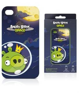 Gear4 iPhone 4S Angry Birds Space King Pig ICAS418G