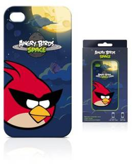 Gear4 iPhone 4S Angry Birds Space Red Bird ICAS401G