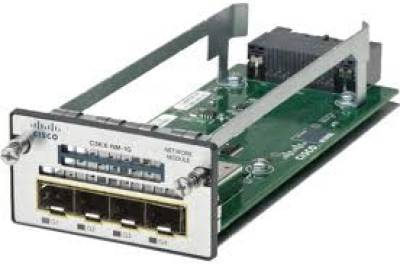 Cisco Catalyst 3K-X 10G Network Module C3KX-NM-10G=