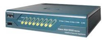 Cisco ASA 5505 Appliance with SW ASA5505-K8