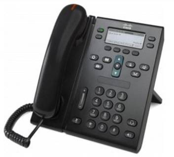 Cisco IP-телефон Cisco UC Phone 6945, Charcoal CP-6945-C-K9=