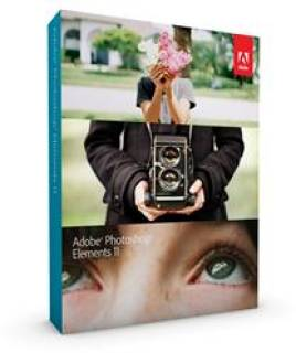 Графический пакет Adobe Photoshop Elements 11 Windows Russian Retail 65193484