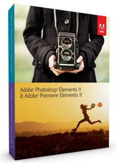 Графический пакет Adobe PHSP & PREM Elements 11 Windows Russian Retail 65193283