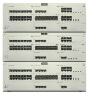 Alcatel-Lucent IP Media Gateway cabinets up to 150 users 3BA00512AB