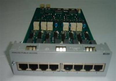 Alcatel-Lucent APA8 Analog trunk access 3EH73031AE
