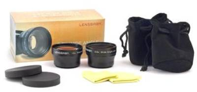 Lensbaby 1.6X / 0.6X Conversion Lens Kit AWATK
