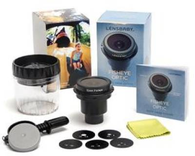 Lensbaby Fisheye Optic (LBOFE)