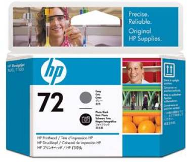 HP No.72 DJ T610 Grey, Photo black C9380A