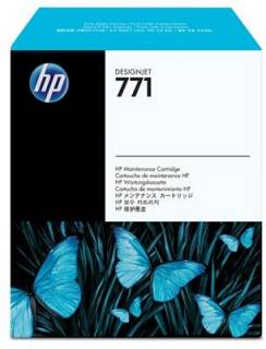 HP 771 Designjet Maintenance Cartidge CH644A