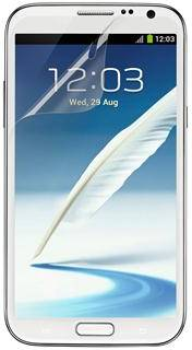 Belkin Защитная пленка Galaxy Note2 Belkin Screen Overlay CLEAR 3in1 F8M528cw3