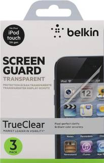Belkin Защитная пленка iPоd touch 5Gen Screen Overlay CLEAR 3in1 F8W208cw3