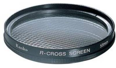 Светофильтр Kenko PRO1D R-CROSS SCREEN 77mm 237770