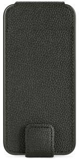 Belkin iPhone 5 Belkin Snap Folio черный F8W100vfC00