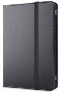 Belkin Чехол Bi-Fold Strap Cover iPad mini Black F7N036vfC00