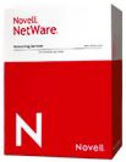 NOVELL NetWare 5.1 Software Media Kit English 892-000070-001