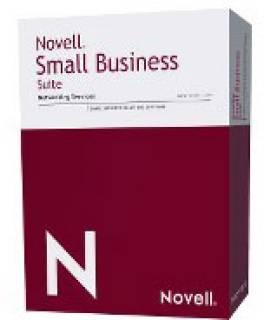 NOVELL Small Business Suite 6.6 Software Media Kit EPFIGS 892-000363-001