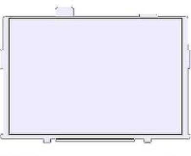 Canon EG-A FOCUSING SCREEN 3355B001