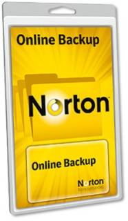 Антивирус Symantec NORTON ONLINE BACKUP 2.0 25GB IN 1 USER 20097493