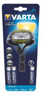 Varta ACTIVE LED HEAD LIGHT 3AAA 17631101421