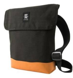 Crumpler Private Surprise Sling S (charcoal / orange) PSS-S-004