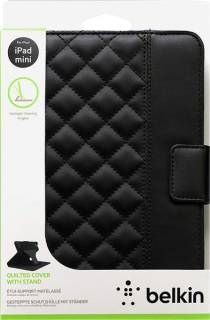 Belkin Quilted Cover Stand Black F7N040vfC00