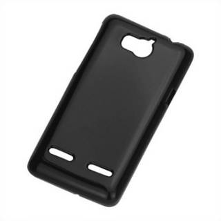 Huawei G600 Flexible Protective Cover Black (Gray) 51990317