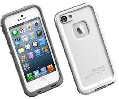LIFEPROOF Чехол iPhone 5 LIFEPROOF Case White (белый) 1303-02