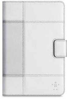 Belkin Чехол Glam Cover Stand iPad mini White F7N026vfC02