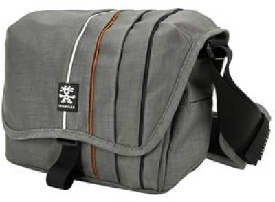 Crumpler Jackpack 3000 (dk. mouse grey / burned orange) JP3000-002