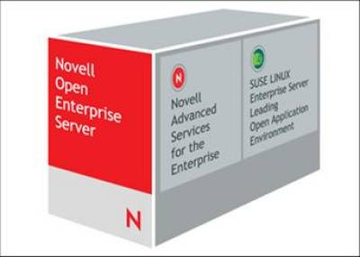 NOVELL Open Enterprise Server Software Media Kit Eng 892-000357-001