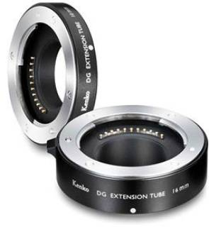 Переходное кольцо Kenko DG EXTENSION TUBE 10/16mm for SONY E-mount 080431