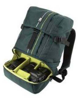 Crumpler Jackpack Half Photo System Backpack (petrol / gre) JPHSBP-003