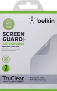 Belkin Защитная пленка HTC One Belkin Screen Overlay ANTI-SMUDGE 2in1 F8M577vf2