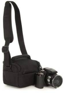 Tucano Studio for mirrorless/ bridge cameras/ camcorder (Black) BCSTUM