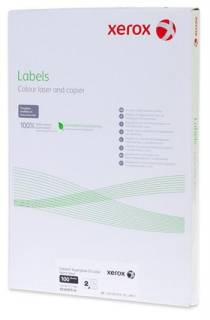 Фото бумага Xerox A4 CD Laser Labels 2UP*117x117mm 003R97516