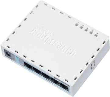 Точка доступа Mikrotik Routerboard RB750GL