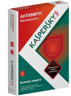 Антивирус Kaspersky Anti-Virus 2013 Baltic Edition