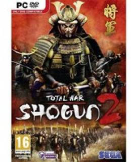SEGA Total War: SHOGUN 2.