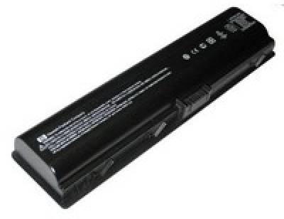 Drobak HP DV2000 4400mAh, 6cells, 10.8V, Чорний 100925