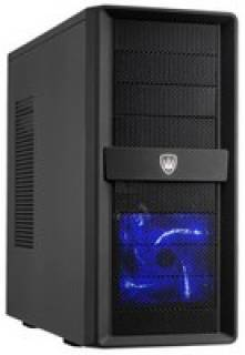 Корпус Logic TRIDENT Middletower без БП ATX/mATX TR06