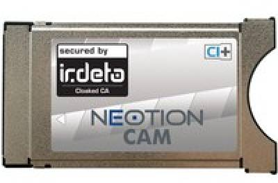 Neotion САМ-модули для Т2 Neotion Irdeto Cloaked CA (prd-ccia-1710)
