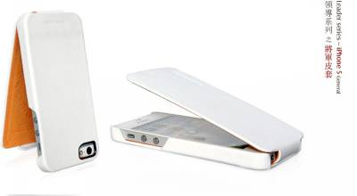 BOROFONE iPhone 5 - General back cover BI-BL010 (White) BI-BL010 White